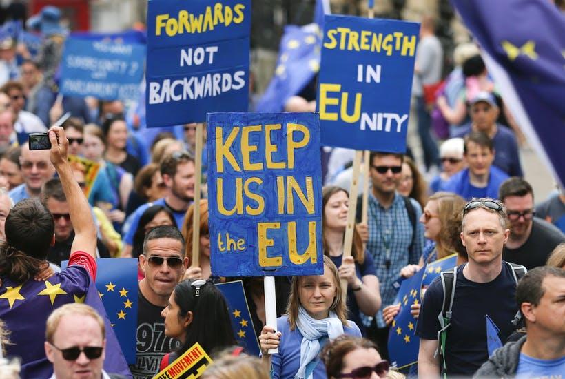 Minggu Terpenting Brexit Selepas Artikel 50