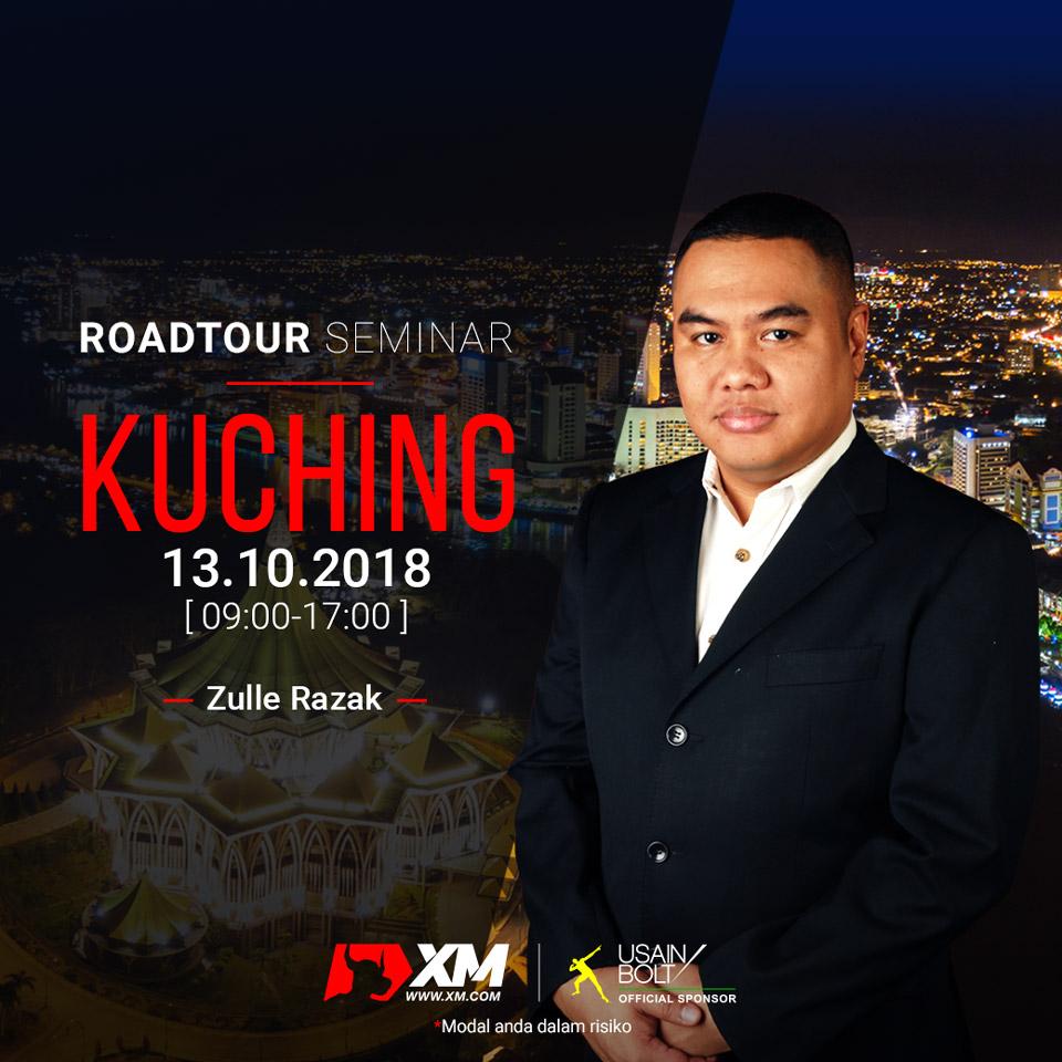 Seminar XM Kuching Dibuka Untuk Pendaftaran