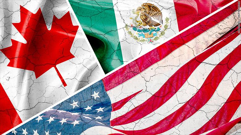 Risiko Perjanjian NAFTA Punca CAD Tersungkur
