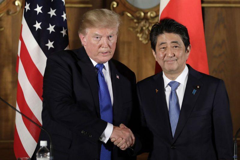 Negara Jepun Sasaran Baru Dasar Perdagangan Trump?