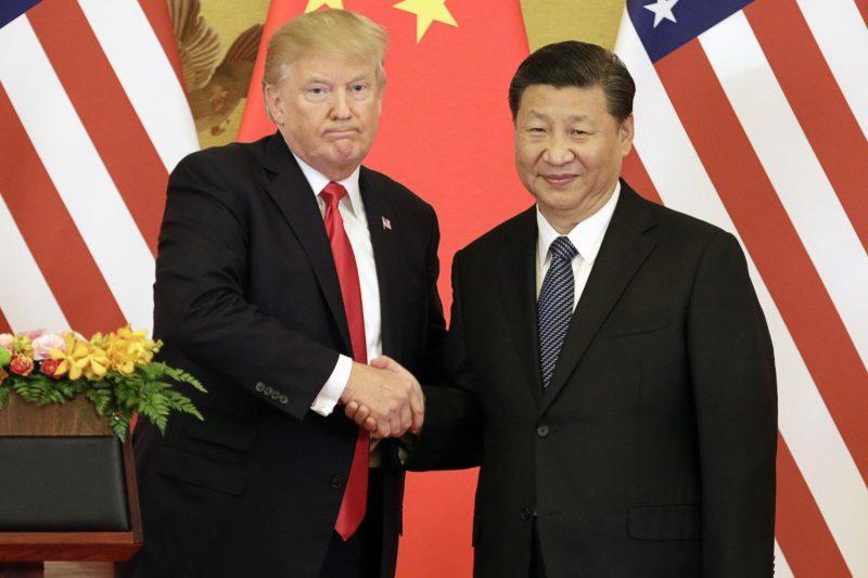 Konflik Perdagangan AS & China Menjadi Tema Utama Pasaran Minggu Ini