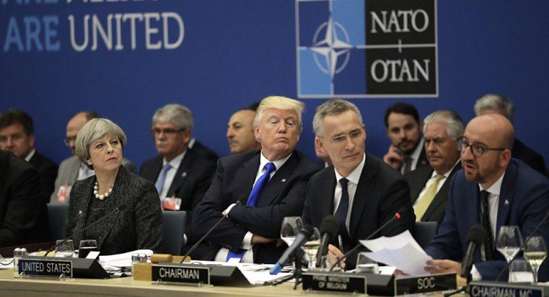 Sidang Kemuncak NATO: Trump 'Mengamuk' Di Jerman?